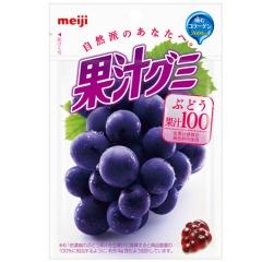Meiji Мармелад с коллагеном (Виноград) 51г