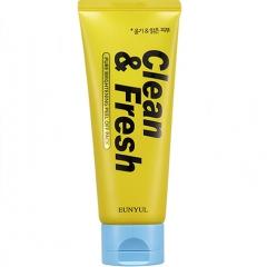 Eunyul Clean & Fresh Pure Brightening Sleeping Pack Ночная маска для сияния кожи 120мл