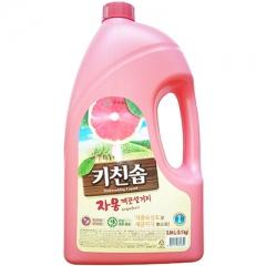 Mukunghwa Антибактериальное премиум-средство для мытья посуды с экстрактом грейпфрута (рефил) 3.04л