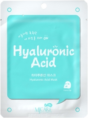 Mijin MJ CARE Hyaluronic Acid Mask Тканевая маска для лица с гиалуроновой кислотой 1шт