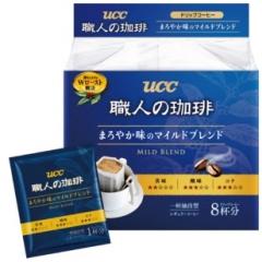 UCC Original Blend Натуральный жареный молотый кофе в пакетиках для заваривания 7г*8шт