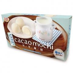 Royal Family Cacao Mochi Milk Flavor Рисовые какао-моти с молочной начинкой (8шт) 80г