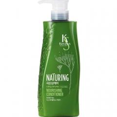 Kerasys Naturing Питающий кондиционер для волос с морскими водорослями 500мл