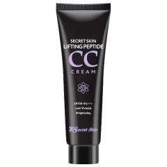 Secret Skin Lifting Peptide CC Cream Крем CC подтягивающий пептидный SPF50+/PA+++ 30мл