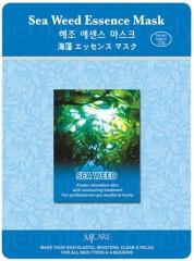 Mijin Sea Weed Essence Mask Тканевая маска с морскими водорослями 1шт