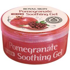 Royal Skin Pomegranate Soothing Gel Гель для лица и тела с экстрактом граната 300мл