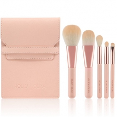 Holika Holika Nudrop Mini Brush Set Набор кистей для макияжа 5шт