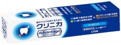 Lion Clinica Advantage cool mint Зубная паста с охлаждающим мятным ароматом (в тубе) 30г