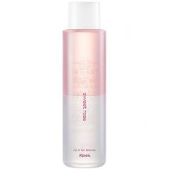 A'pieu Lip&Eye Wash Remover Sweet Rose Средство для снятия макияжа с губ, глаз с розовой водой 250мл