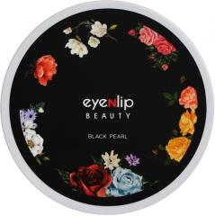 Eyenlip Black Pearl Hydrogel Eye Patch Гидрогелевые патчи с пудрой чёрного жемчуга 60шт