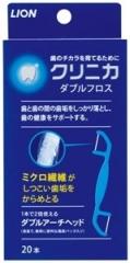 Lion Clinica Двойная зубная нить 20шт