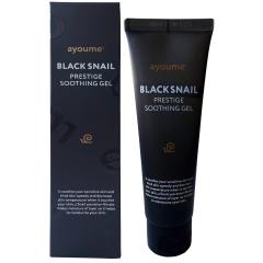 Ayoume Black Snail Prestige Soothing Gel Гель с муцином черной улитки 120мл