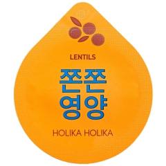 Holika Holika Superfood Capsule Pack Firming Ночная питающая маска для лица 10г
