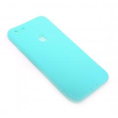 Чехол для iPhone 7/8 DLED силиконовый бирюзовый