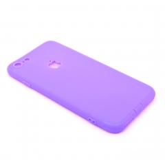 Чехол для iPhone 7/8 DLED силиконовый сиреневый