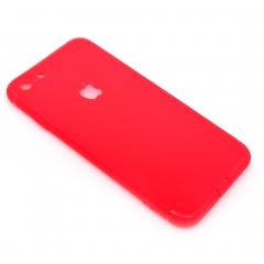 Чехол для iPhone 7/8 DLED силиконовый красный