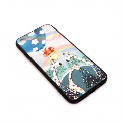 Чехол для iPhone 7/8 DLED Жирафы