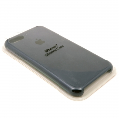 Чехол для iPhone 7 DLED силиконовый серый