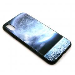 Чехол для iPhone X DLED Луна