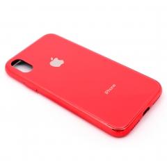 Чехол для iPhone X DLED Красный классический