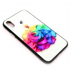 Чехол для iPhone X DLED Rose