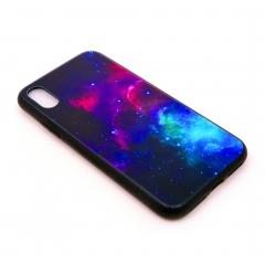 Чехол для iPhone X DLED Звездное небо