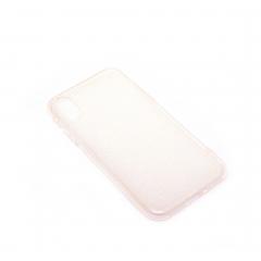 Чехол для iPhone X DLED прозрачный