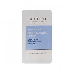 Labiotte Juniper Berry Pore Tightening Cream Крем для сужения пор (тестер) 1мл