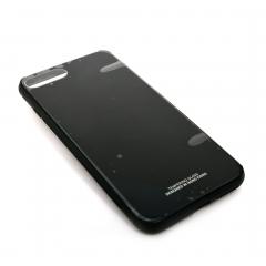 Чехол для iPhone 7/8 Plus черный с пленкой