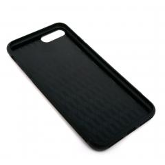 Чехол для iPhone 7/8 Plus DLED черный силиконовый