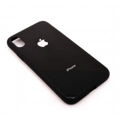 Чехол для iPhone X DLED черный
