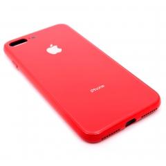 Чехол для iPhone 7/8+ DLED красный