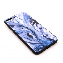 Чехол для iPhone 7/8+ DLED Мрамор