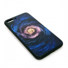 Чехол для iPhone 7/8+ DLED Космос