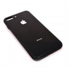 Чехол для iPhone 7/8+ DLED черный