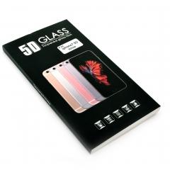 Стекло защитное DLED для iPhone 7 5D белое