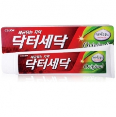 CJ Lion Dr. Sedoc Антиабактериальная зубная паста с маслом чайного дерева 140г