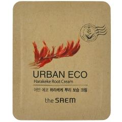 The Saem Urban Eco Harakeke Root Cream Крем с экстрактом корня новозеландского льна (тестер)