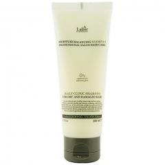 La'dor Moisture Balancing Shampoo Профессиональный увлажняющий шампунь для волос БЕЗ силиконов 100мл