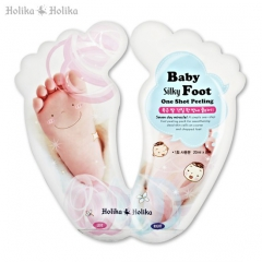 Holika Holika Baby Silky Foot One Shot peeling Носочки для педикюра 1 пара