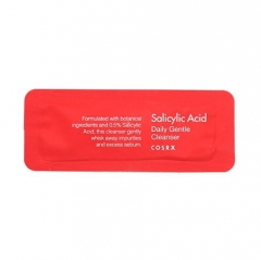 Cosrx Salicylic Acid Daily Gentle Cleanser Пенка для умывания с салициловой кислотой (тестер) 1.2мл