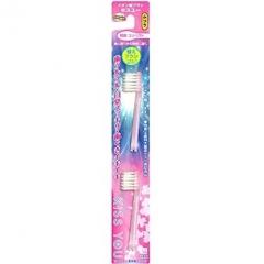 Hukuba Ion Smart Сменные головки для ионной зубной щетки супер-компактная (средней жесткости) 2шт