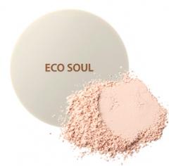 The Saem Eco Soul Bounce Powder Легкая рассыпчатая пудра 10г