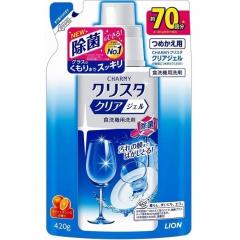 Lion Charmy Cristal Gel Гель для посудомоечной машины (рефил) 420г