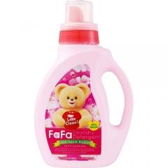 Nissan FaFa Жидкое средство для стирки детского белья с ароматом яблока 1кг