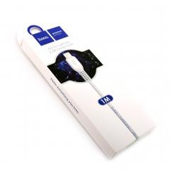 Кабель USB - Apple hoco 1м X20 Starlight Glare 2.4А