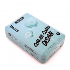 Наушники Remax RM-510 голубые
