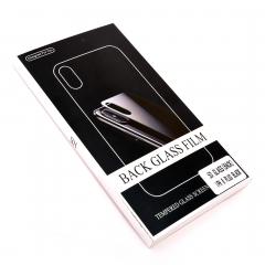 Панель защитная задняя DLED для iPhone 8 Plus 5D черная