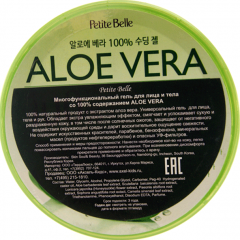 Petite Belle Aloe Vera Многофункциональный гель для лица и тела с алоэ 300мл