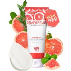 G9Skin Grapefruit Vita Peeling Gel Грейпфрутовый пилинг-гель для лица 150мл